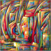 Load image into Gallery viewer, Abstract Expressionist Paintings by Venice Los Angeles California artist Novik 2