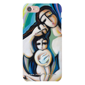 Phone Case: Sacred Art Phone Cases - Peace Holder