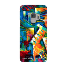 Load image into Gallery viewer, Phone Case Abstract Art by Novik - Legend #1