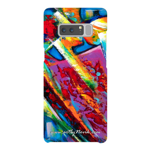 Phone Case Abstract Art by Novik - Legend #4*