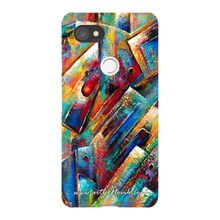 Load image into Gallery viewer, Phone Case Abstract Art by Novik - Space Collection