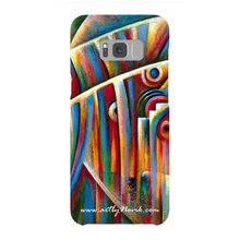 Load image into Gallery viewer, Phone Case Abstract Art by Novik - Pearl Born