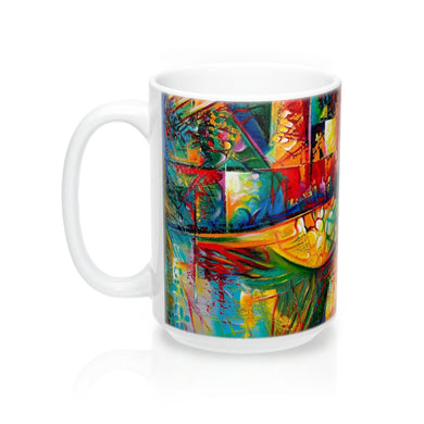Project of the Planet Mug 15oz