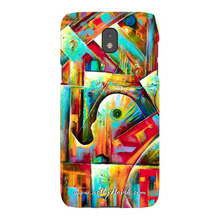 Load image into Gallery viewer, Phone Case Abstract Art by Novik - Music in the City