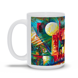 art-by-novik - Project of the Planet Mug -