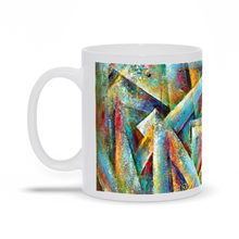 Load image into Gallery viewer, art-by-novik - Space Map Mug -
