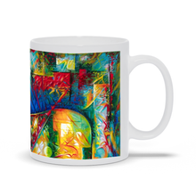 Load image into Gallery viewer, art-by-novik - Project of the Planet Mug -