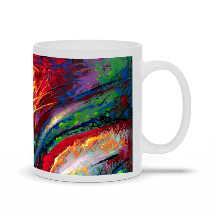 art-by-novik - Tree of Life Mug -