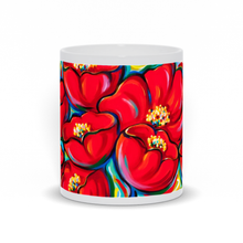 Load image into Gallery viewer, art-by-novik - Red Company Mug -