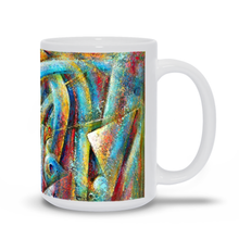 Load image into Gallery viewer, Space Map Mug