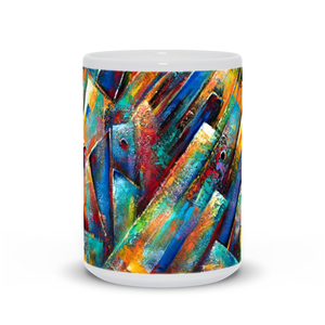 art-by-novik - Space Collection Mug -