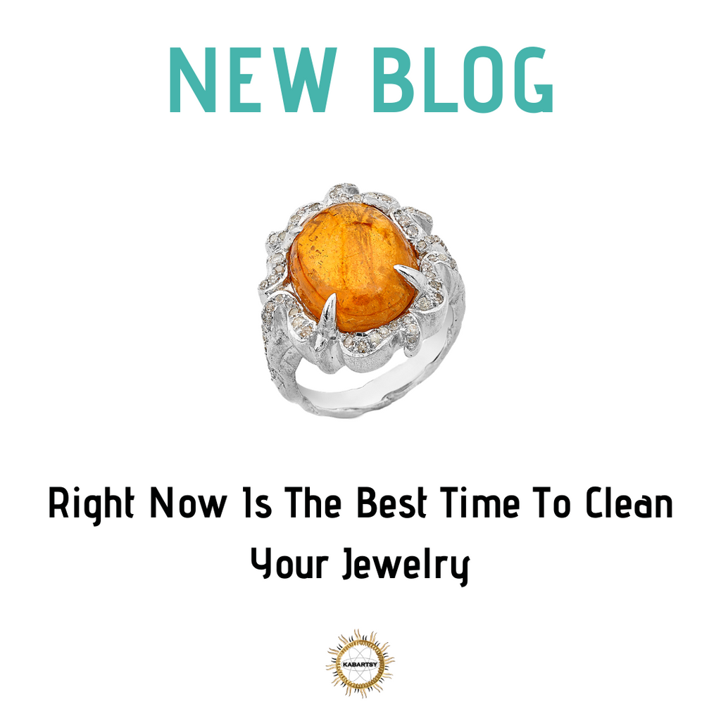 Right Now Is The Best Time To Clean Your Jewelry
