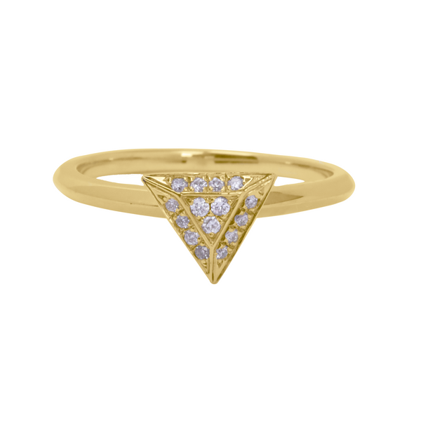 The Infidelity Gold Ring