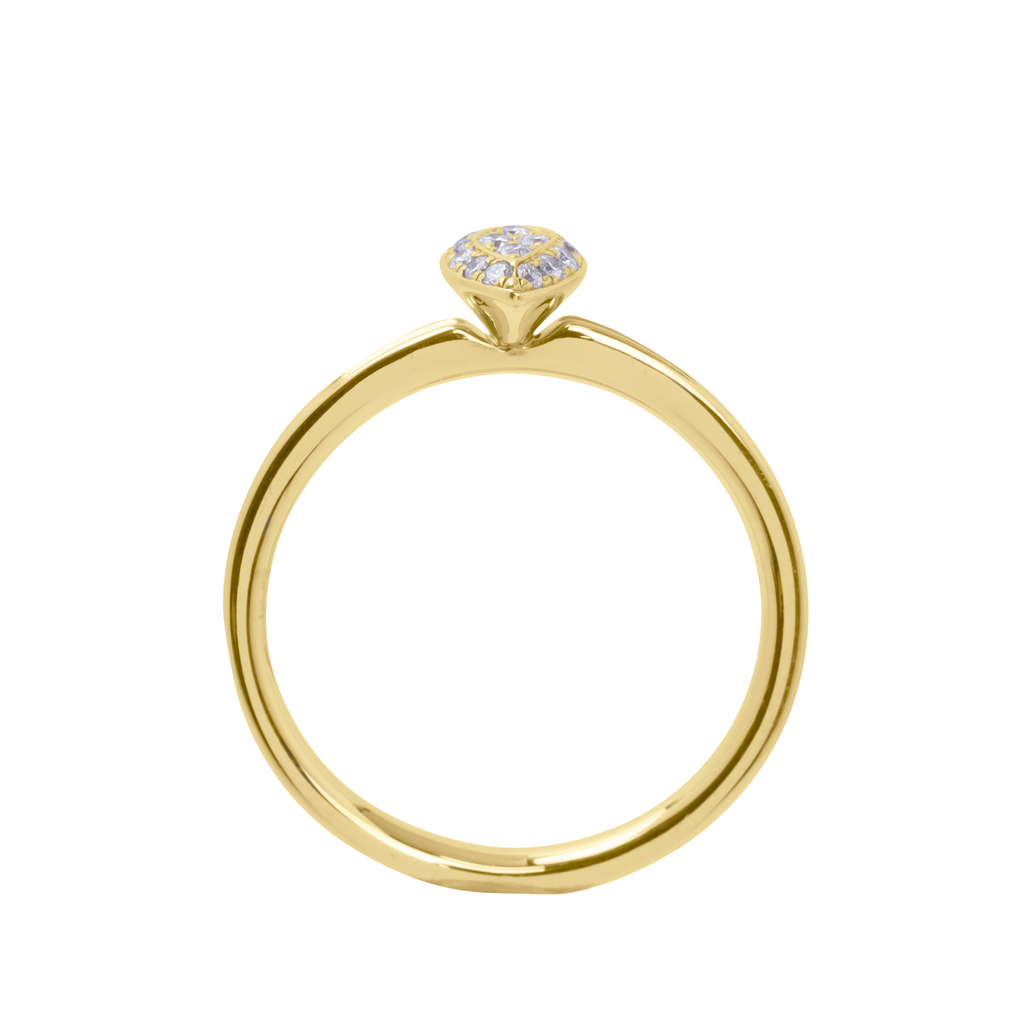 Ovation Gold Ring