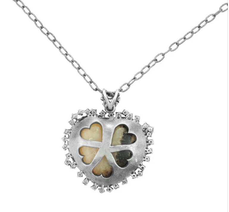 Unified Energy Heart Necklace
