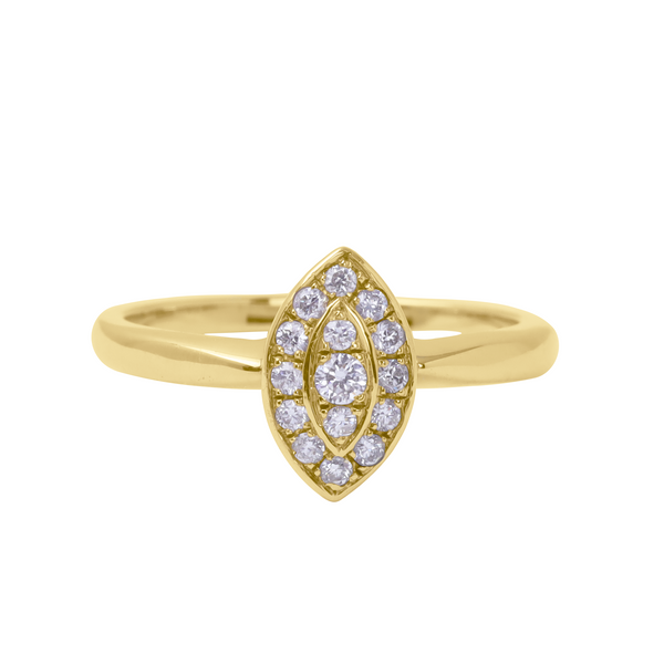 The Empress Gold Ring