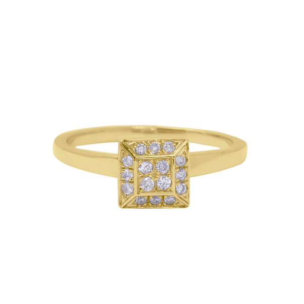 The Traditionalist Gold Ring