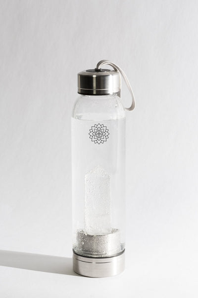 Crystal Water Bottle - Chalazias™