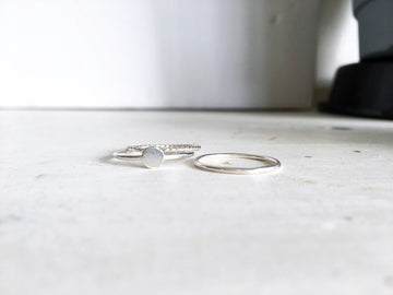 Solstice Ring Set