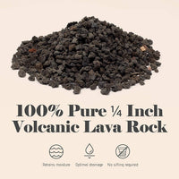 GEOPONICS LAVA ROCK GROWING SYSTEM - Geoponics Inc