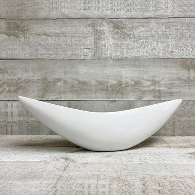 White Ship Planter - Geoponics Inc