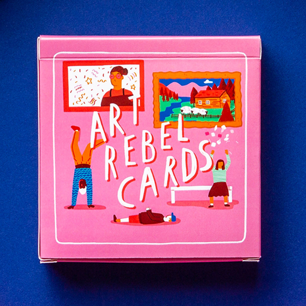 Art Rebel Cards