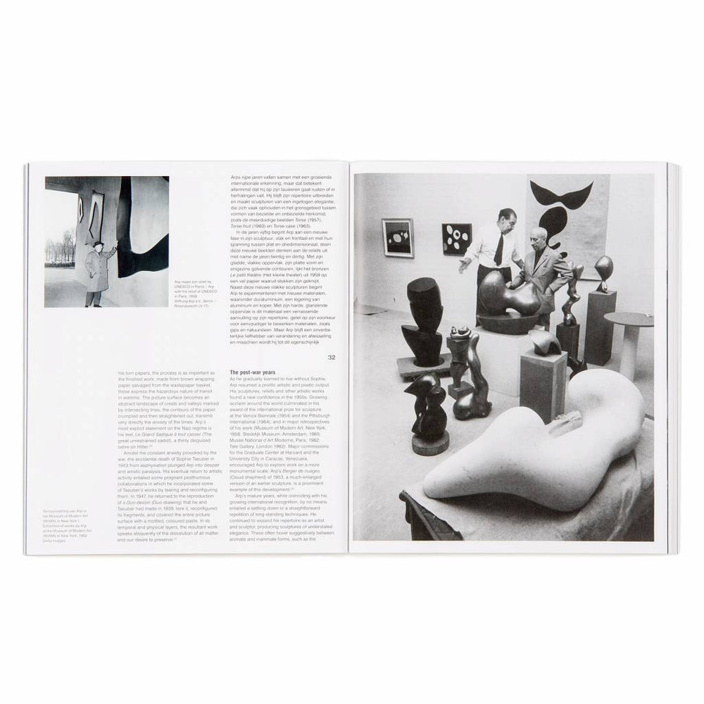 Arp: Poetry of Forms Catalogue - Turner Contemporary Shop