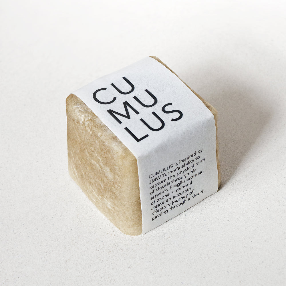 Haeckels x Turner Contemporary CUMULUS Candle