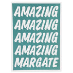 Charlie Evaristo-Boyce - Amazing Margate Teal - Turner Contemporary Shop