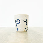 Illustrated Tumbler - Nudes - Ella Bua-In