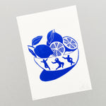 Fruit Bowl Print - Martha Smith