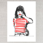 Lolly Print - Kavel Rafferty