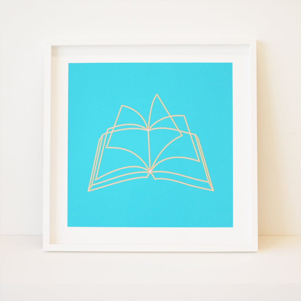 Turning Pages - Sir Michael Craig-Martin