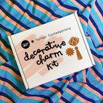 Decorate Charm Kit - Margate Girl x Turner Contemporary