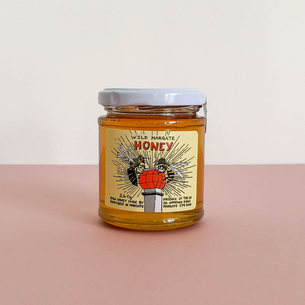 Wild Margate Honey