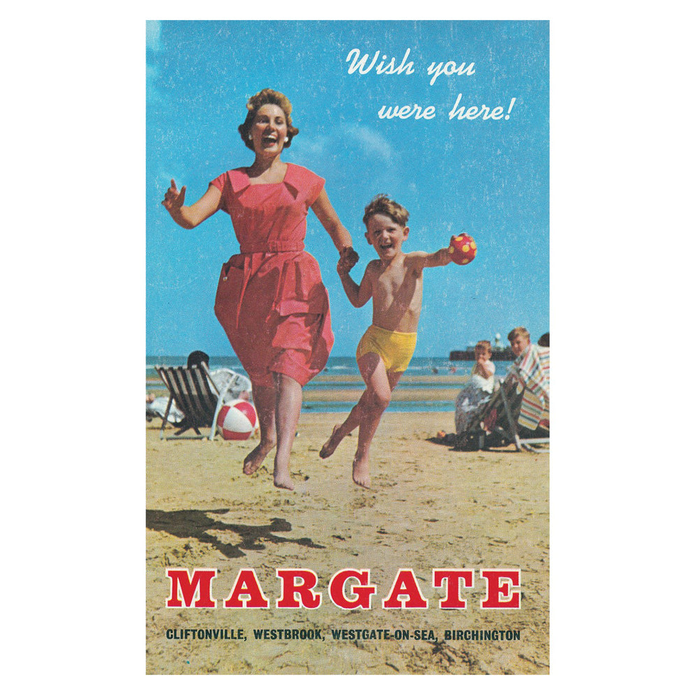 Shell Grotto - Margate: Wish You Were Here - Greetings Card