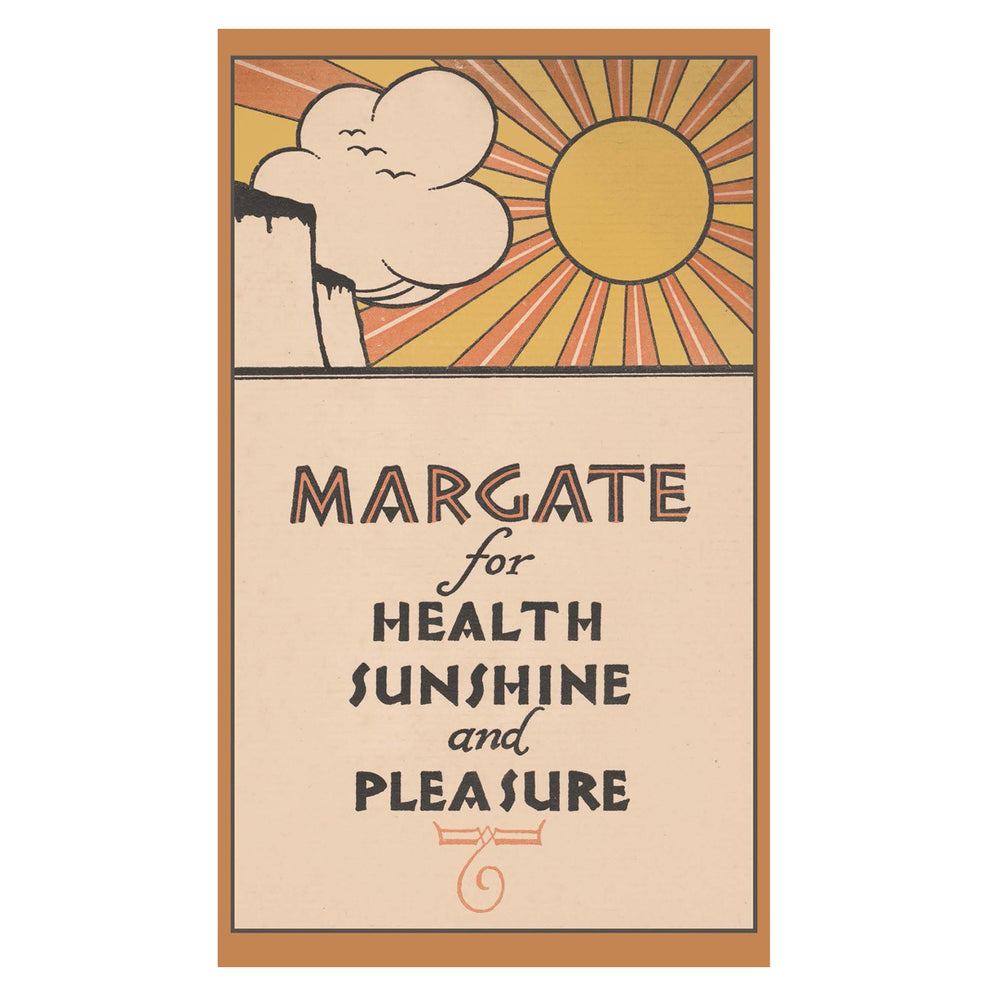Shell Grotto - Margate for Health - Greetings Card - Turner Contemporary Shop