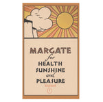 Shell Grotto - Margate for Health - Greetings Card