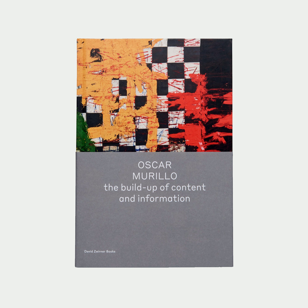 The Build-up of Content and Information - Oscar Murillo