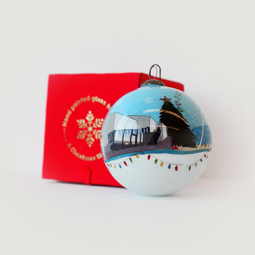 Margate Skyline Bauble