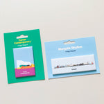 Margate Skyline Magnet - Turner Contemporary Shop
