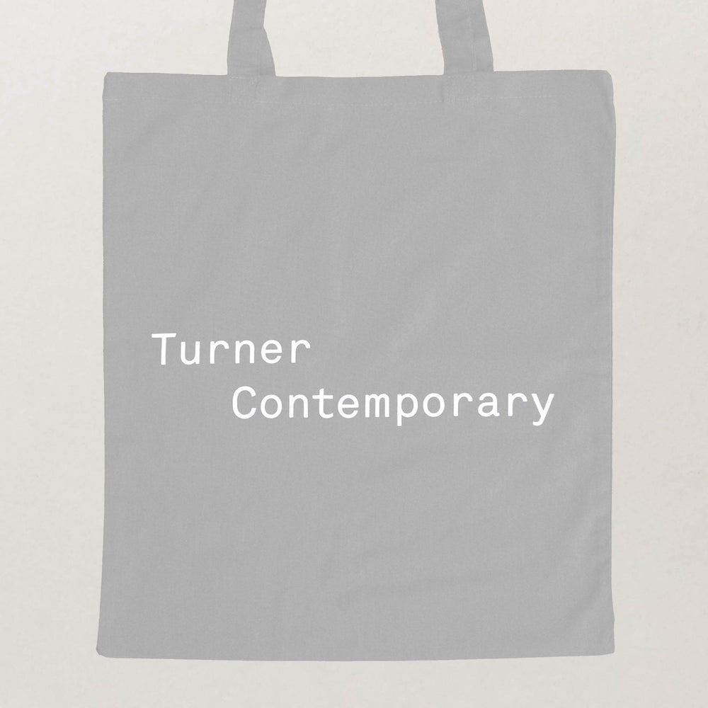 Turner Contemporary Tote Bag - Grey