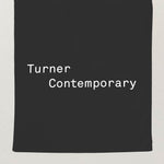 Turner Contemporary Tote Bag - Black