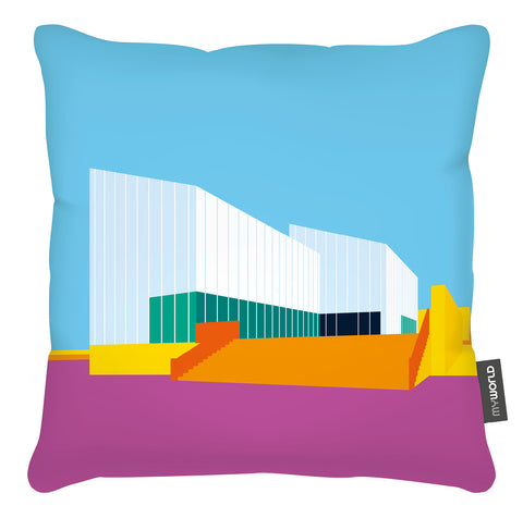 Turner Contemporary Cushion - Turner Contemporary Shop