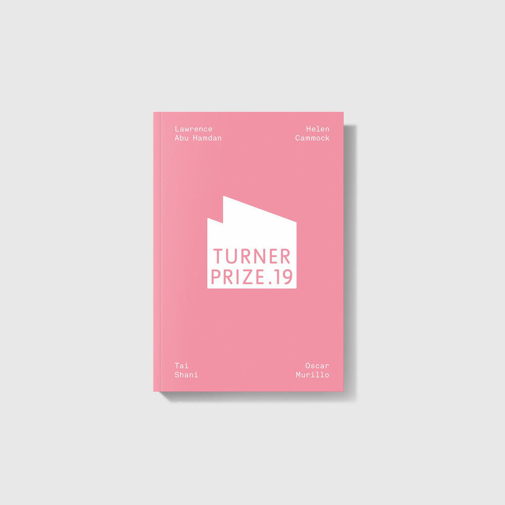 Turner Prize 2019 Catalogue