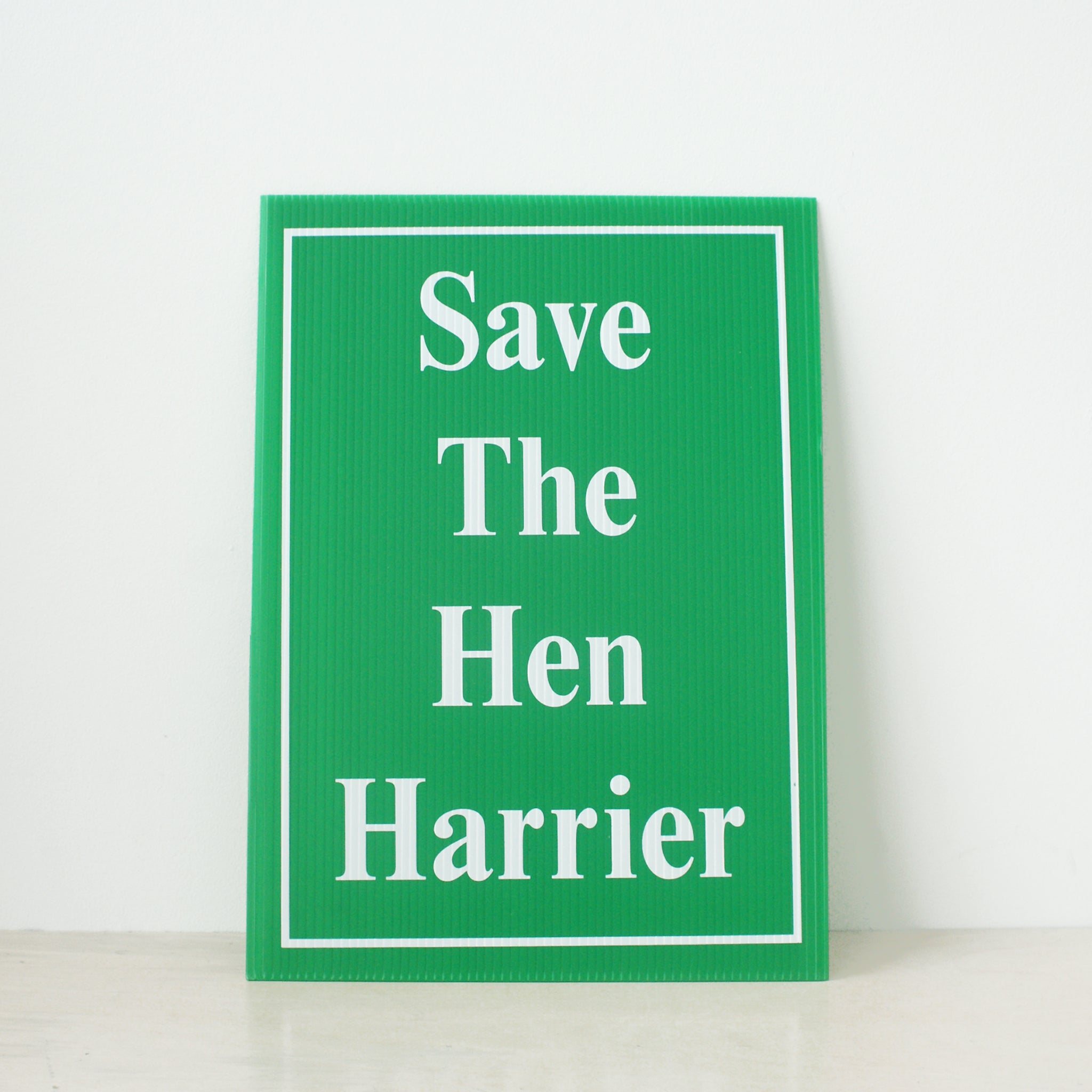 Jeremy Deller - Save The Hen Harrier - Turner Contemporary Shop