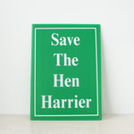Jeremy Deller - Save The Hen Harrier