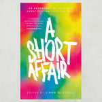 A Short Affair - Simon Oldfield - Turner Contemporary Shop