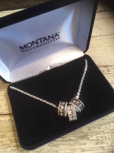 Necklace- Montana Silversmith