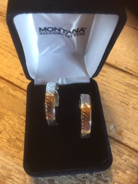 Earrings-Montana Silversmith